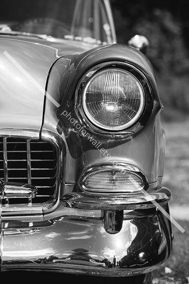 Mustang Cars : Gallery wall classic car/Large wall art/car Wall Decor #photo4wall #photoforwall...