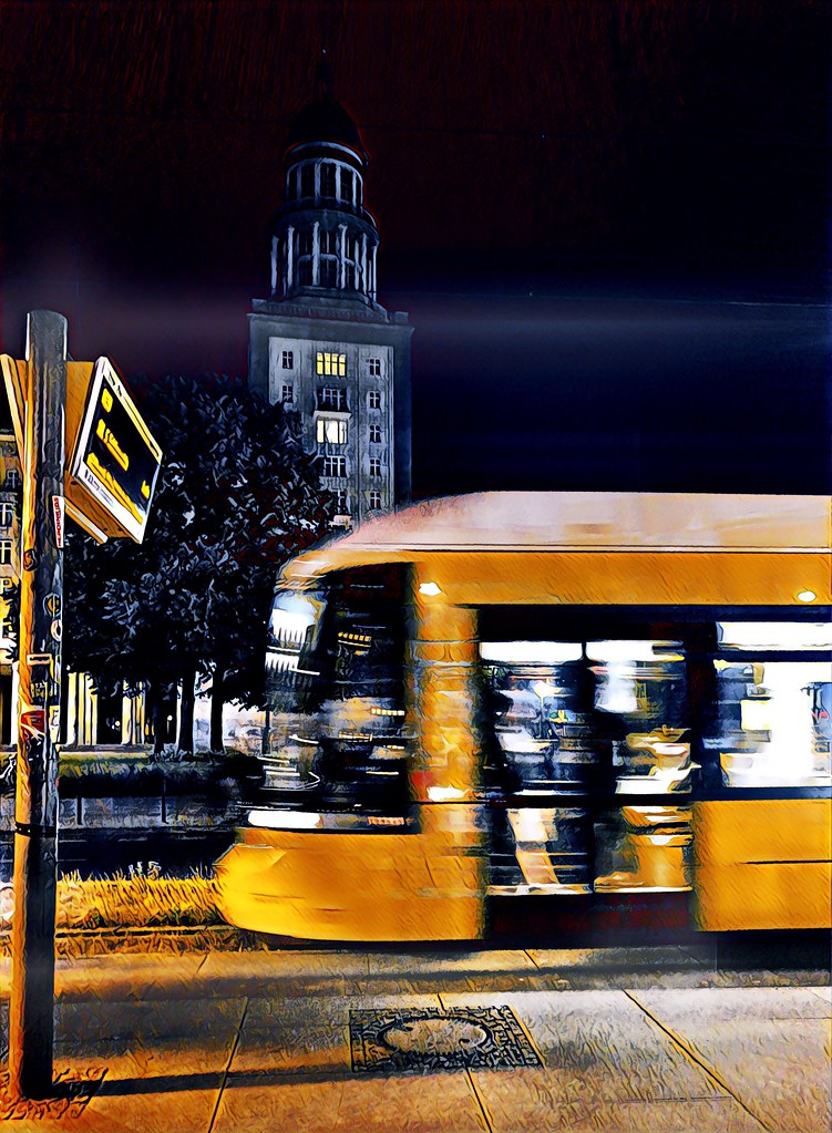 Motion + Art meets the Frankfurter Tor