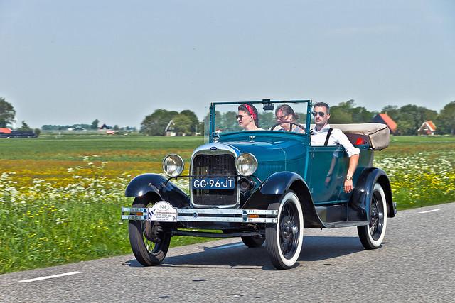 Ford Model A Phaeton 1928 (0547)