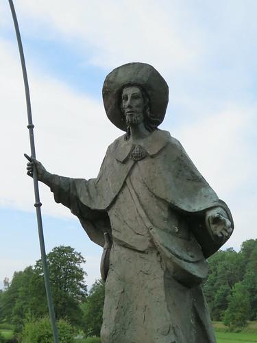 20170927 10 460 ostbay Eschlkamp Santiago Statue