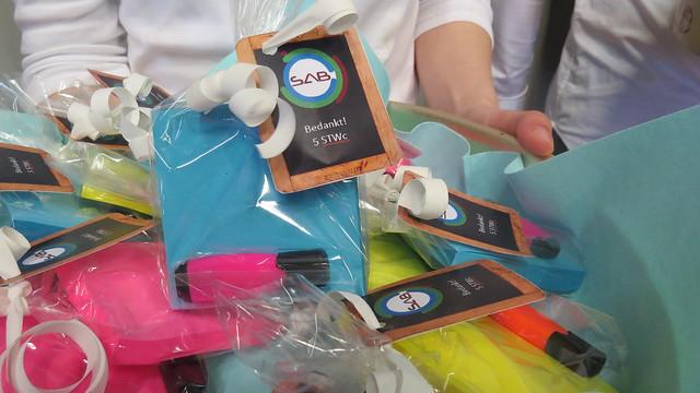"""Leerlingen organiseren een dorpsrestaurant met als thema """"School"""""""