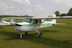 G-ARFO Cessna 150A (150-59174) Popham 105009