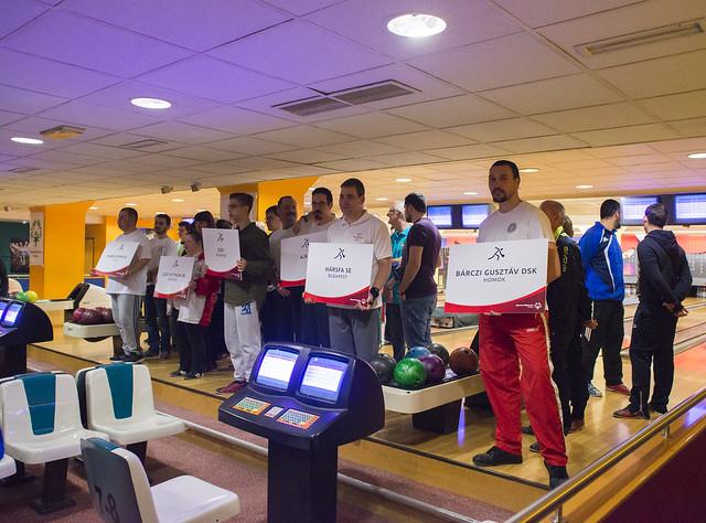 Bowling válogató verseny