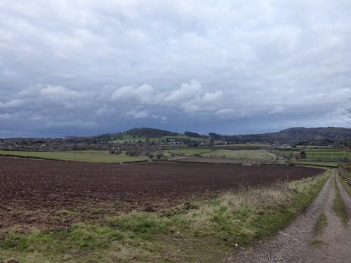 Views to Wychbury
