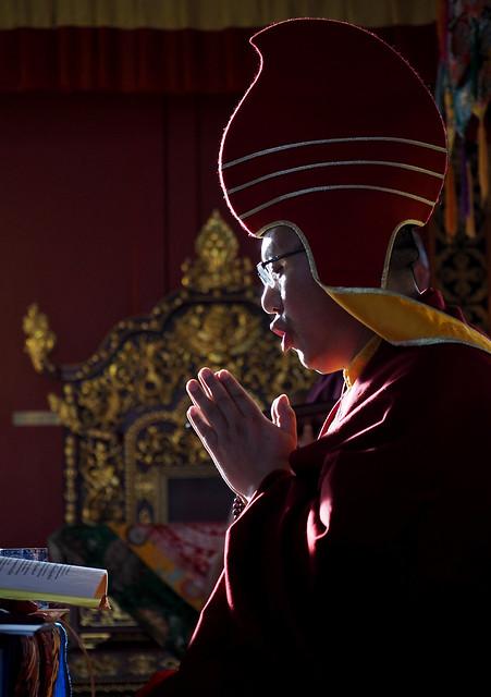 Sakya Monastery, Olympus E-M1, Lumix G X Vario 35-100mm F2.8 Power OIS