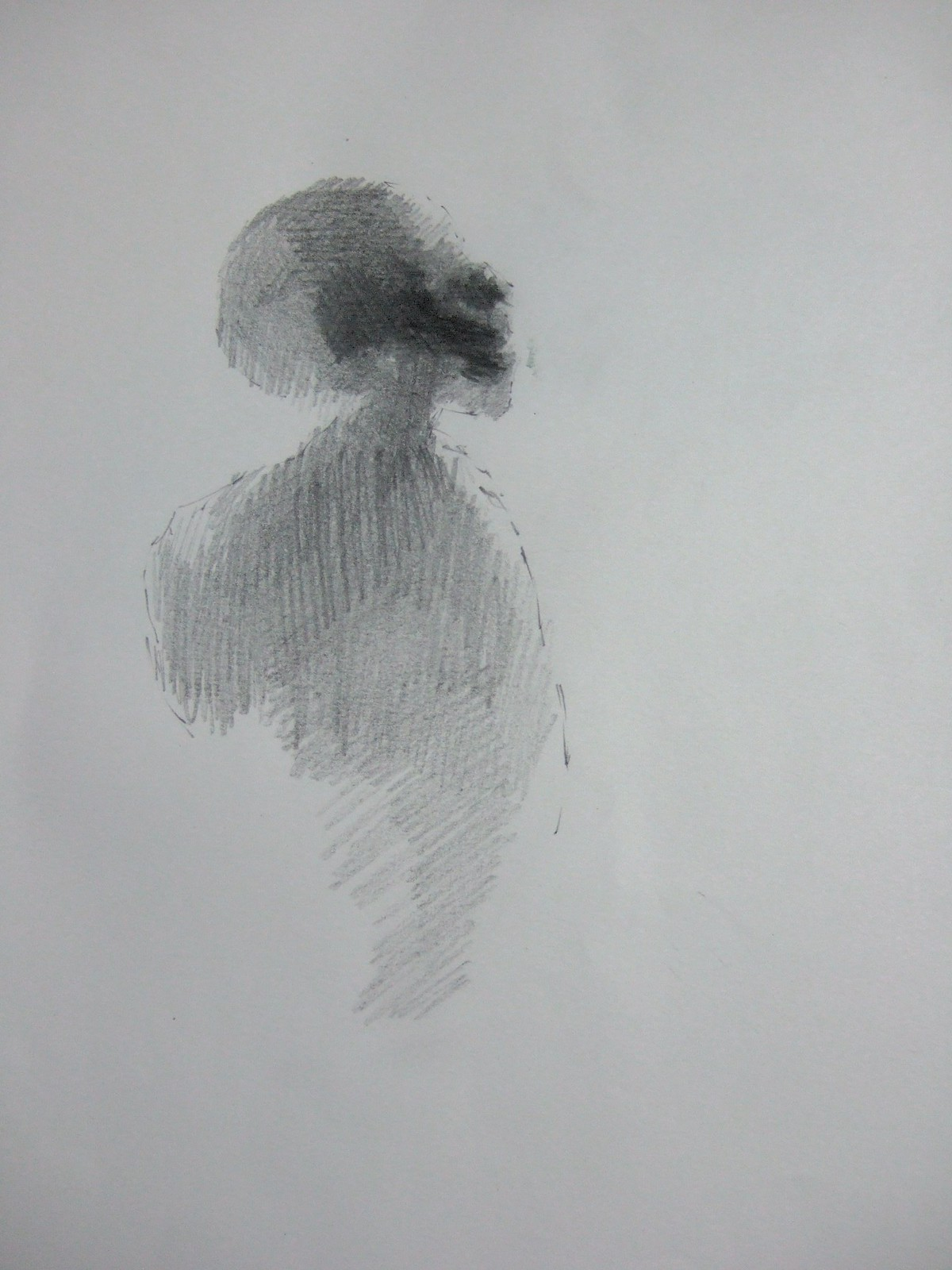 Posted in arttagged art drawing nude pencil