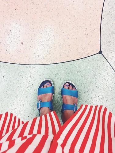shoe per diem, may 2018 -