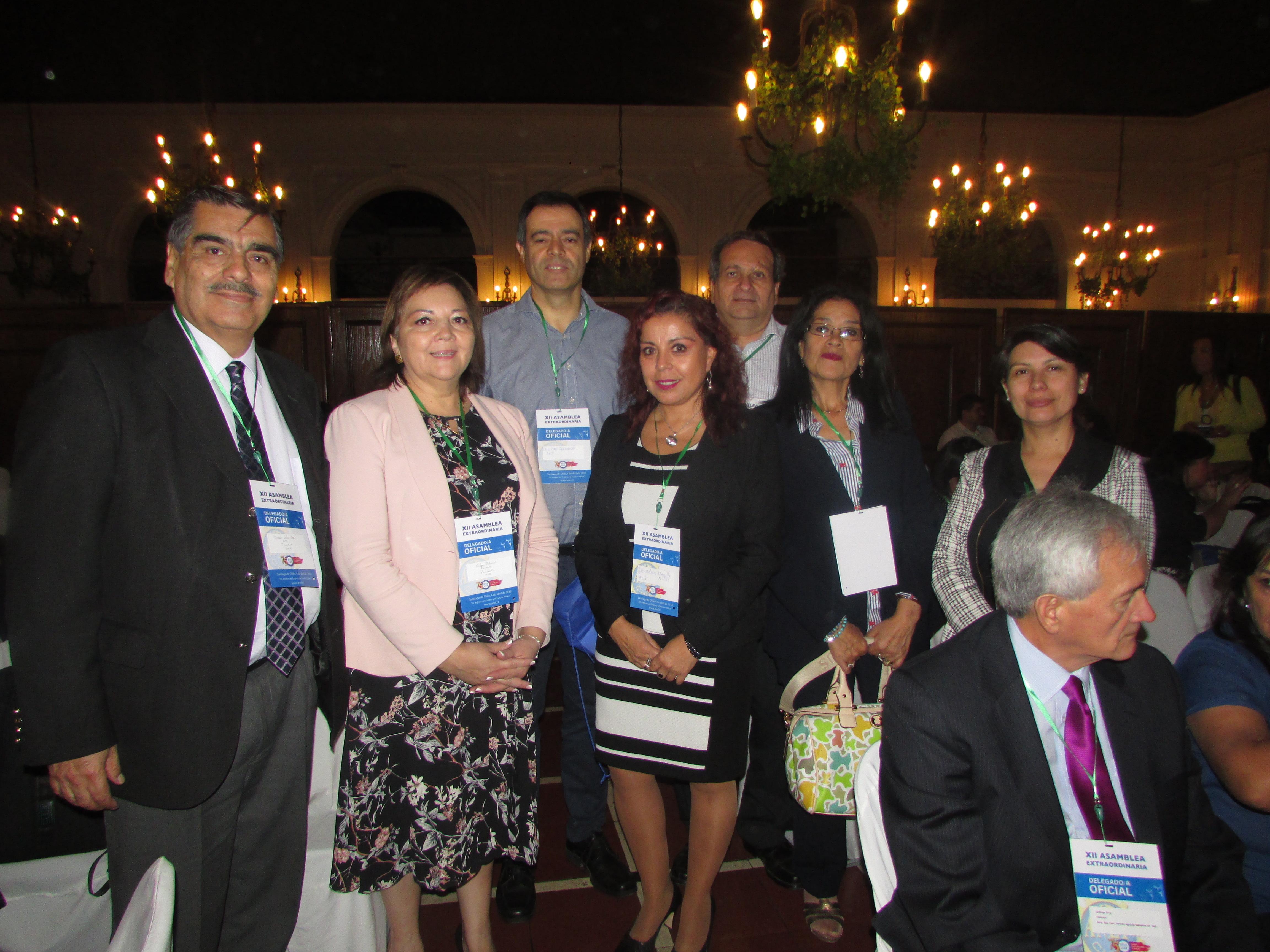 AET en XII Asamblea Extraordinaria de ANEF 2018 – 04 Abril 2018