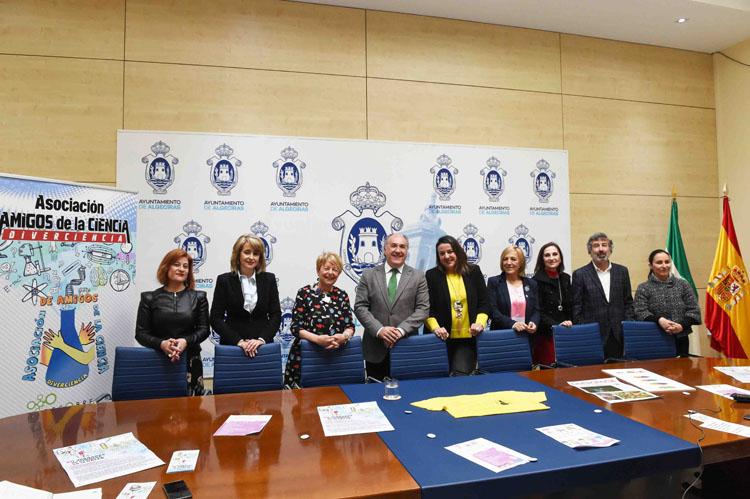 RUEDA DE PRESENTACIÓN JORNADAS DE CIENCIA EN LA CALLE DIVERCIENCIA6