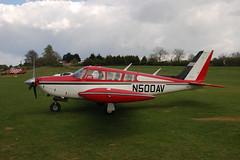 N500AV Piper PA-24-260 (24-4805) Popham 030510