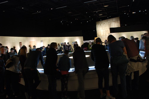 Dead Sea Scroll Room. From History Comes Alive at the Denver Museum of History and Science