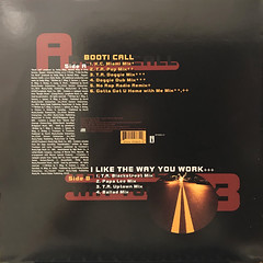 BLACKSTREET:BOOTI CALL(JACKET B)