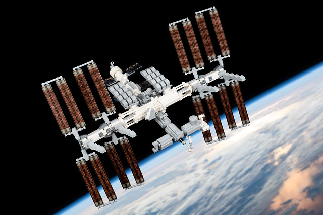 LEGO International Space Station (ISS)