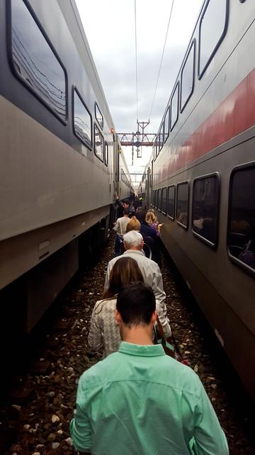 Newark Train Rescue