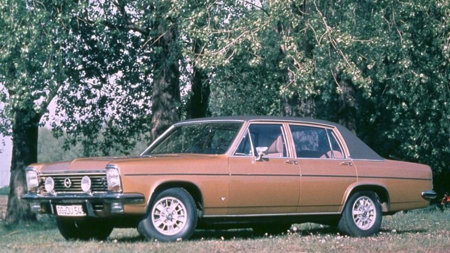 Opel-Diplomat 1969-