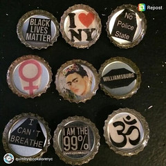 Black Lives Matter Jewelry @ Quimby's Bookstore