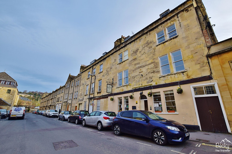 The Rising Sun Hotel - Bath