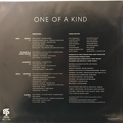 DAVE GRUSIN:ONE OF A KIND(INNER 1)