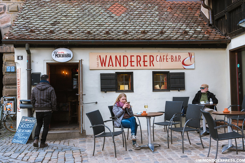 Cafe Bar Wanderer