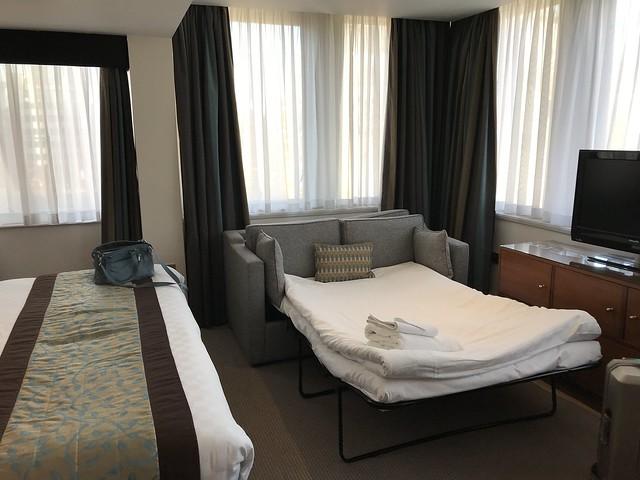 Thistle hotel room 6002
