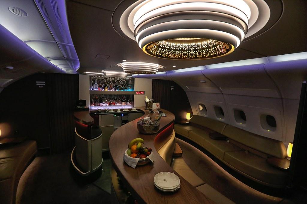 Qatar A380 First Class 62