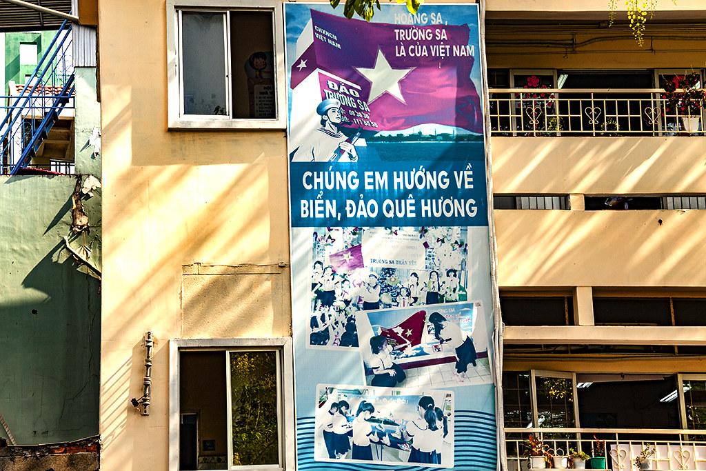 HOANG SA, TRUONG SA LA CUA VIET NAM--Saigon