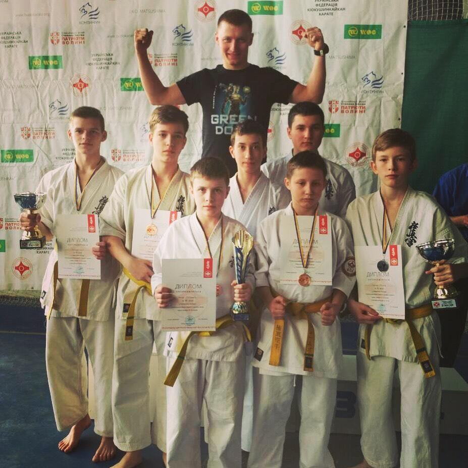 2018-24-03 Чемпионат Украины Луцк