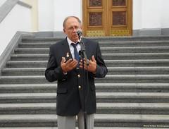 В Полоцком университете восстановили ректорские двери