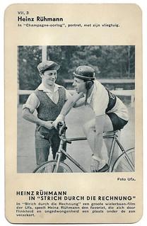 Heinz Rühmann and Gustl Starck-Gstettenbaur, Strich durch die Rechnung (1932)