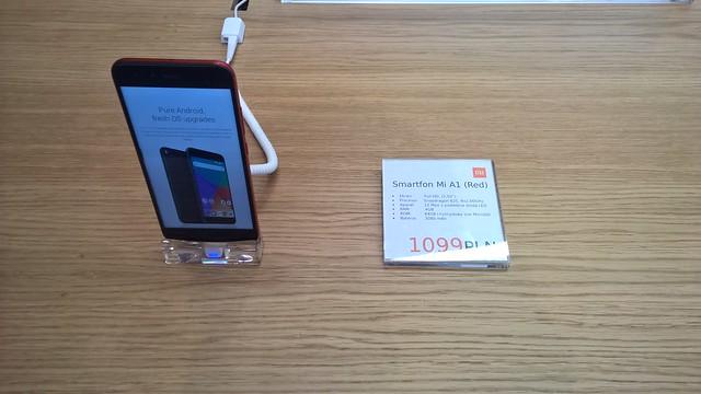 MI A1 64GB - 264,1€ (2)