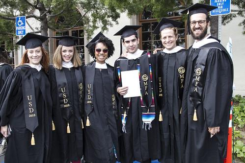 2018 Grad Schools 2 Ceremony