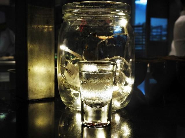 Sake & Fairy Lights