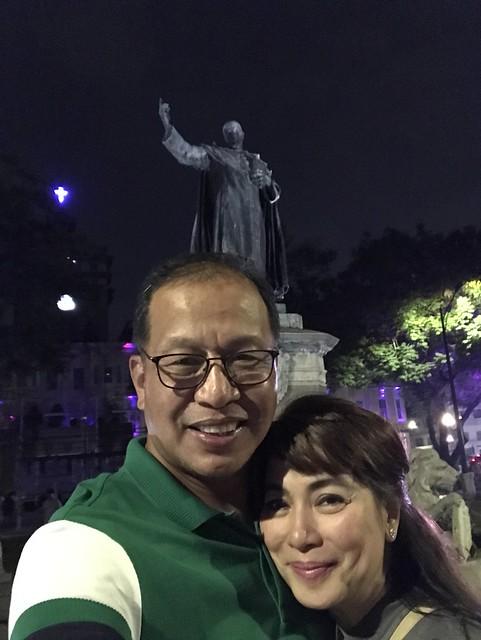 Annie and Edmund March 29, 2018