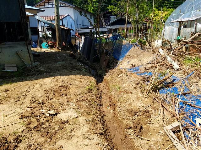 2018年5月秋田県大雨 秋田市災害ボランティア