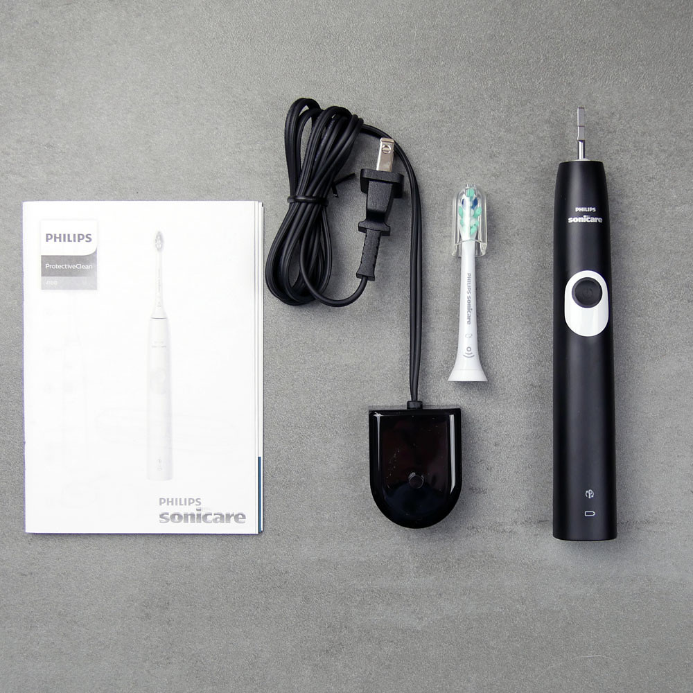 Philips Sonicare ProtectiveClean 4100 Electric Toothbrush