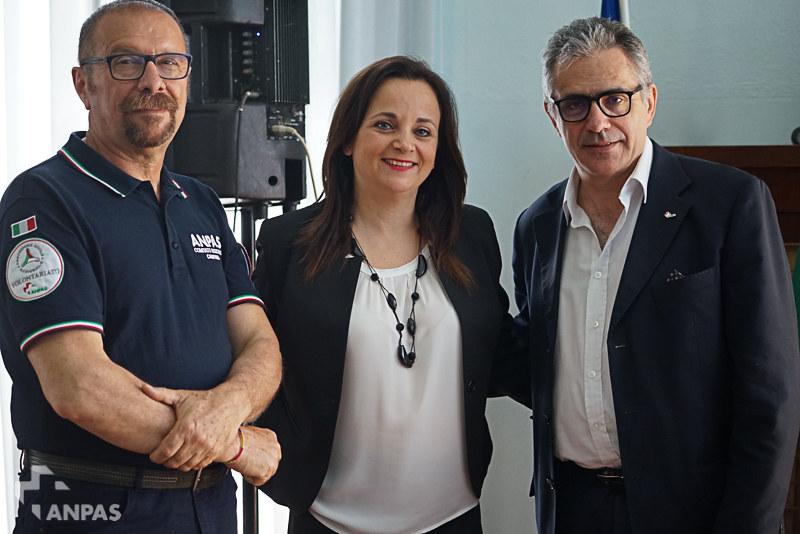 Assemblea nazionale: la conferenza stampa a Salerno