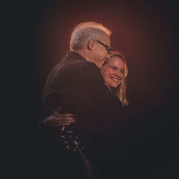 Chantal Acda And Bill Frisell - Live At Jazz Middelheim