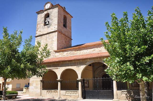 Iglesia de Cespedosa