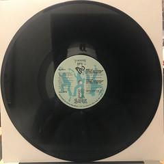 DE LA SOUL:BUDDY & GHETTO THANG(RECORD SIDE-A)