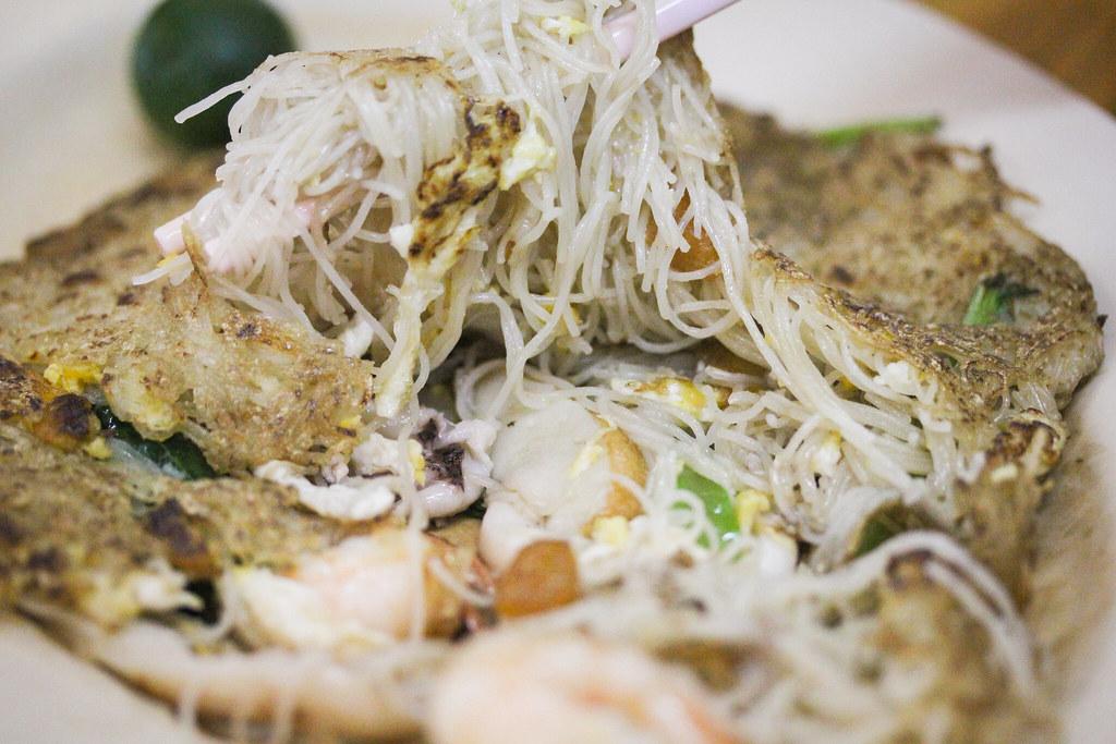 Hao Kee Seafood Deluxe Chao Tar Bee Hoon (KIAP)