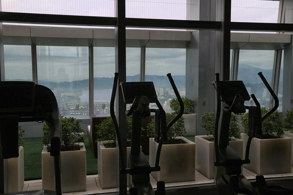 Ritz-Carlton Hong Kong Pool and Gym 4