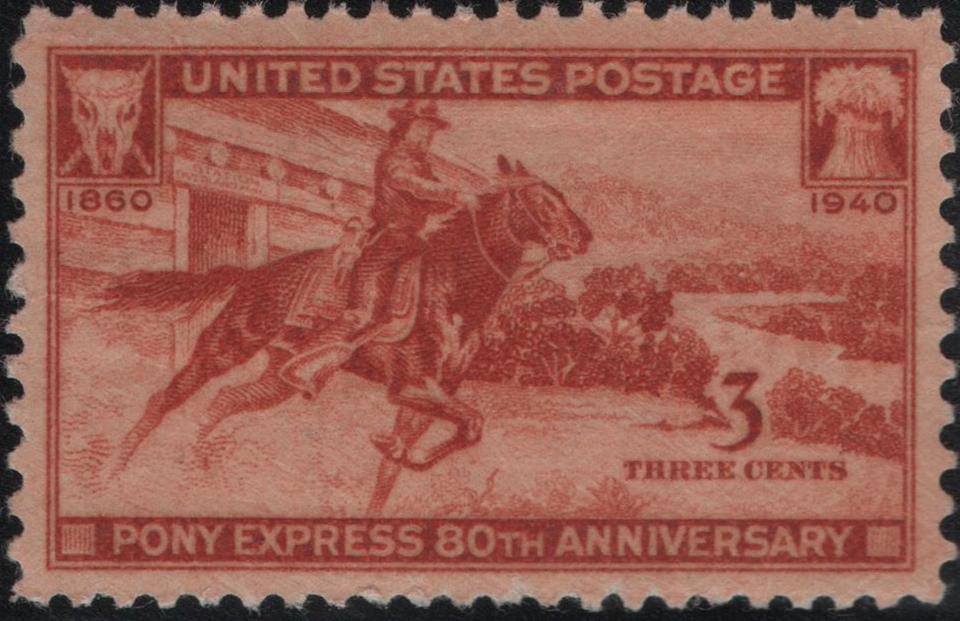 United States - Scott #894 (1940)