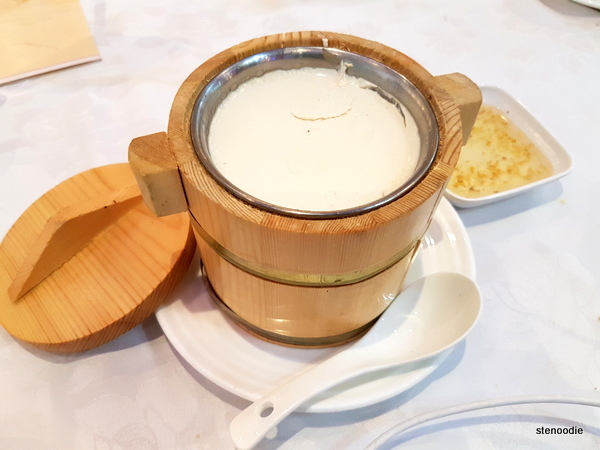 Silken Tofu Pudding (hot)