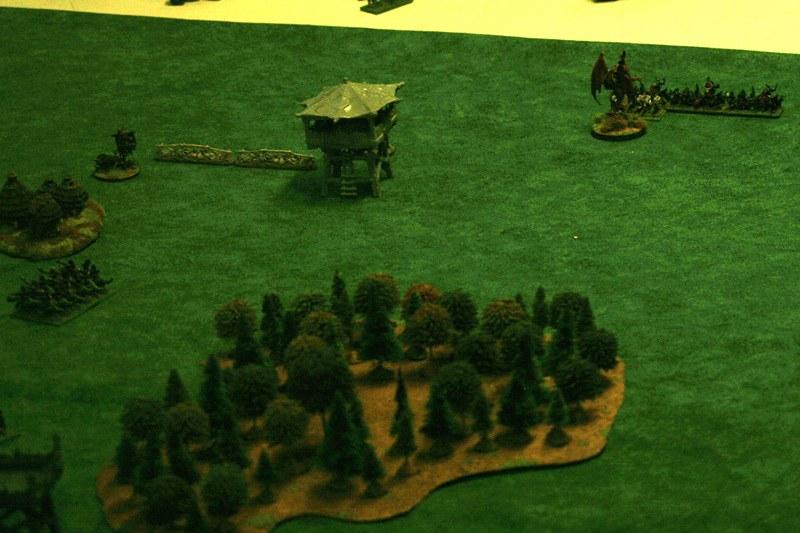 [1250 - Orcs & Gobs vs Elfes-Noirs] Attaque du village orc 26546485137_6fc7a95cbb_c