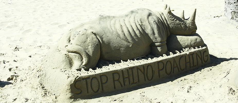Wat te doen in Durban, Zuid-Afrika? Zandsculpturen Durban | Mooistestedentrips.nl
