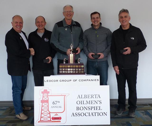 2018 Alberta Oilmen's Bonspiel
