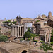 Forum Romanum at the center of Rome by B℮n