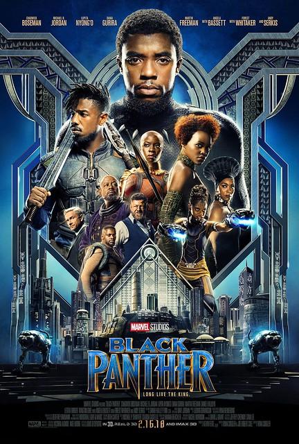 (2018) Black Panther