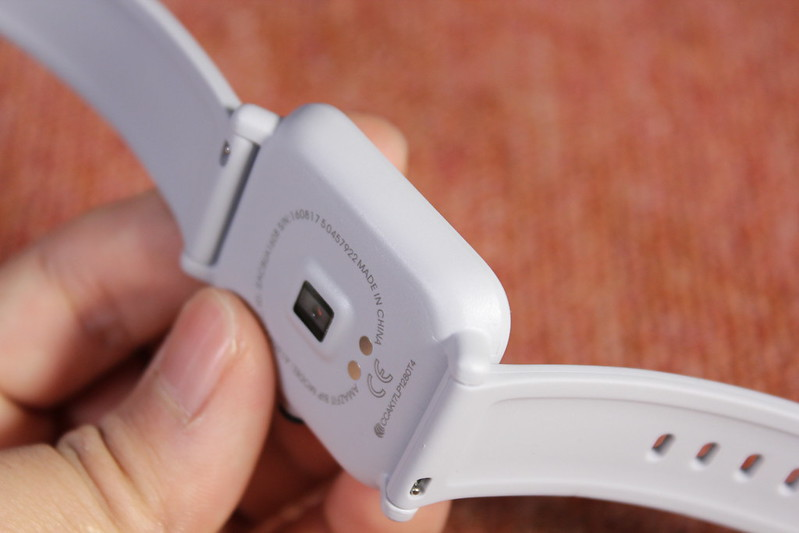 Xiaomi Huami Amazfit Bip インターナショナルバージョン 開封レビュー (12)