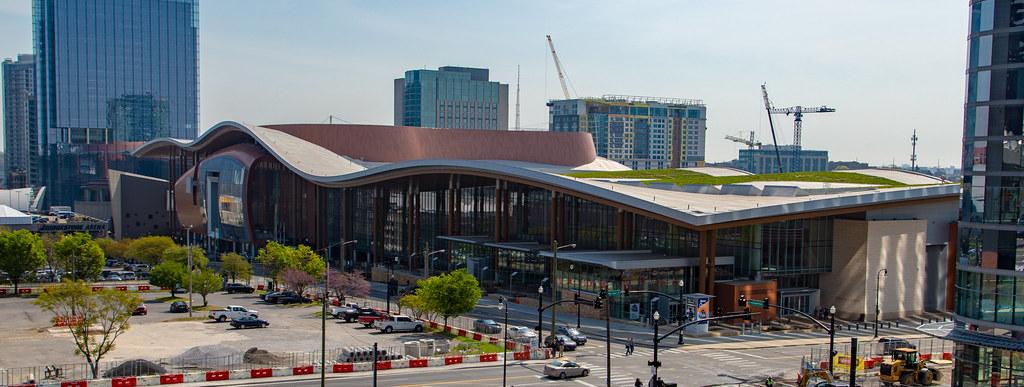 Venue Exterior - DrupalCon Nashville 2018